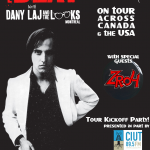 Paul Collins Beat Dany Laj and the Looks poster toronto