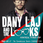 dany laj and the looks poster december run small